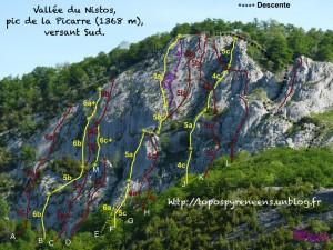 Nistos, Picarre, topo récapitulatif topo-picarre-300x225