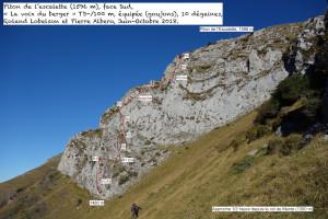 18-10-24 La voie du berger à l'Escalette
